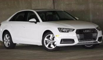 2019 Audi A4 Lease Special