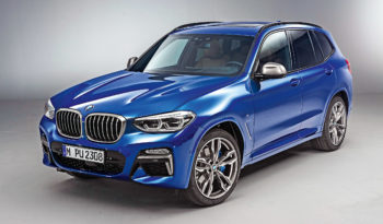 2019 BMW X3 Lease Special