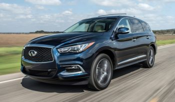 2019 Infiniti QX 60 Lease Special