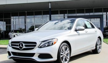2019 Mercedes Benz C300 Sedan Lease Special