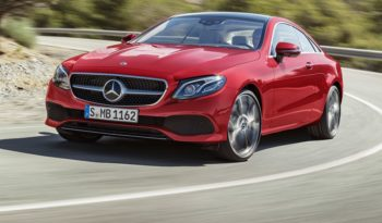 2019 Mercedes Benz E400 Coupe Lease Special