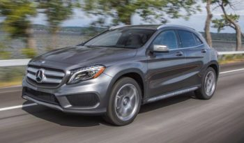 2018 Mercedes Benz Gla Lease Special Carscouts