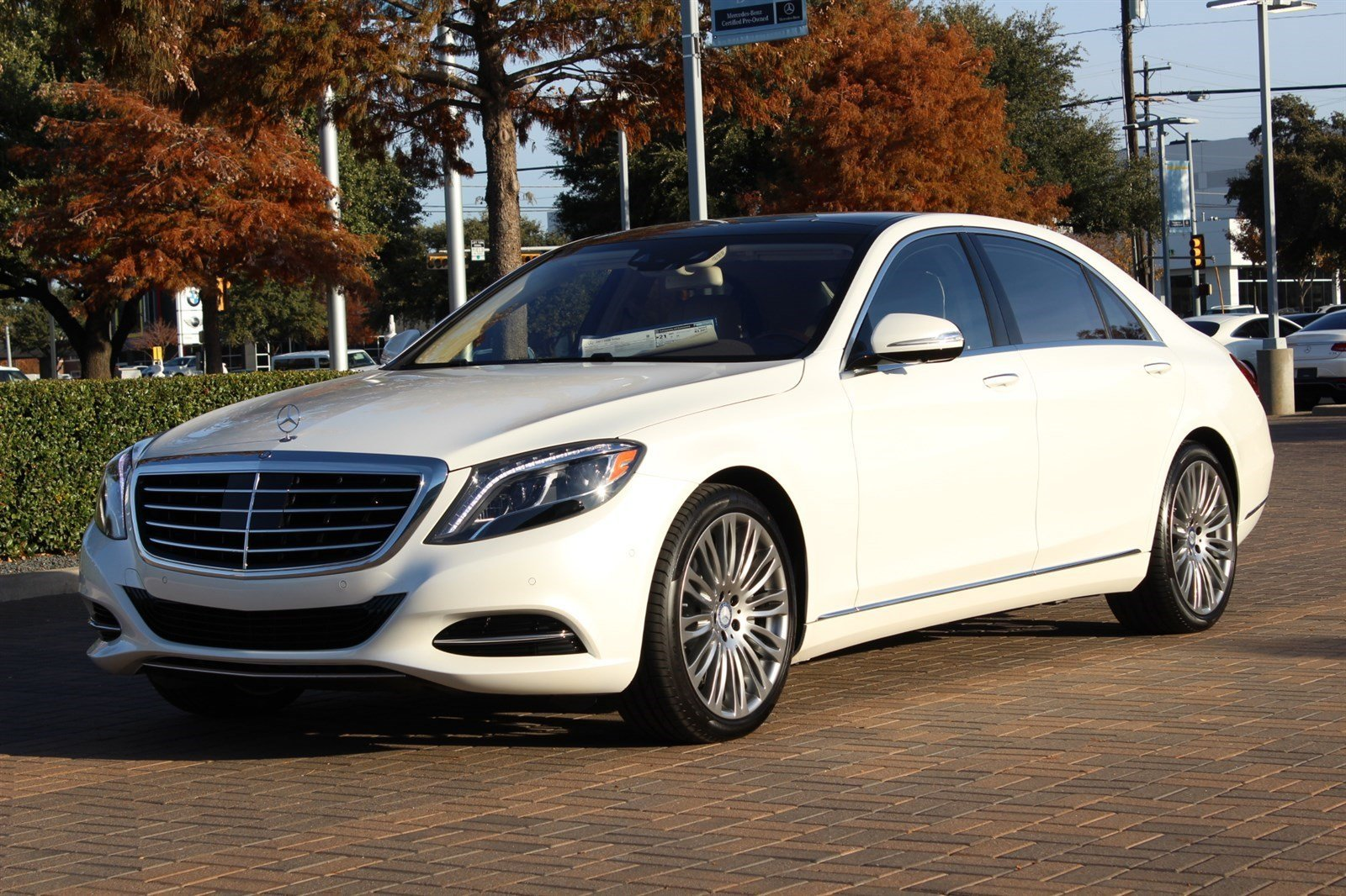 2018 mercedes benz s550 luxury sedan lease special carscouts