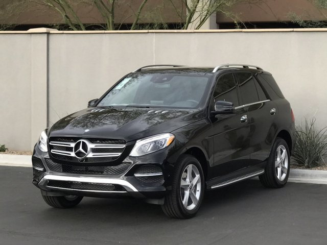 2018 mercedes benz gle 350 suv navigation lease special