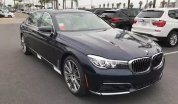 2019 BMW 7 series 740i Lease Special
