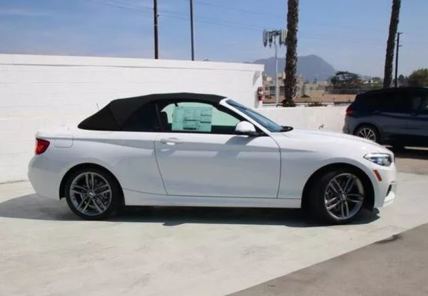 2019 BMW 230i Lease Special full