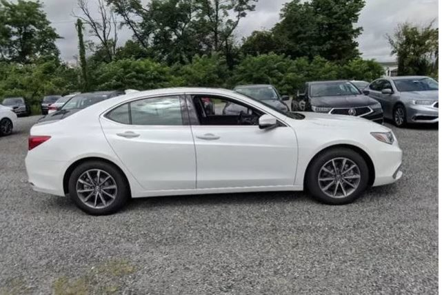 2019 Acura TLX Sedan Lease Special full