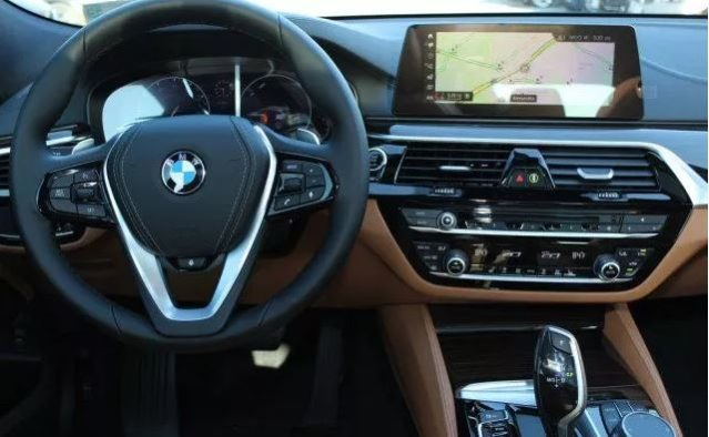 2019 BMW 640i Gran Coupe Lease Special full