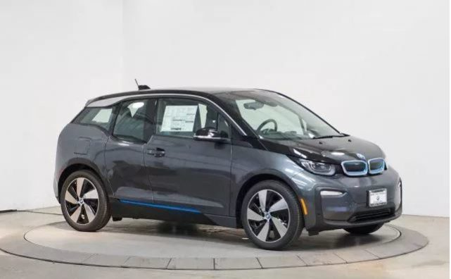 2019 BMW i3 Electric Lease Special full