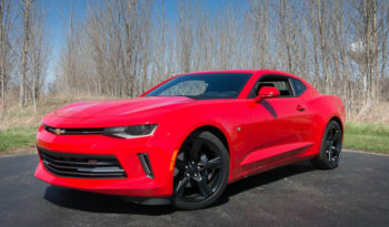 2019 Chevy Camaro LT Lease Special