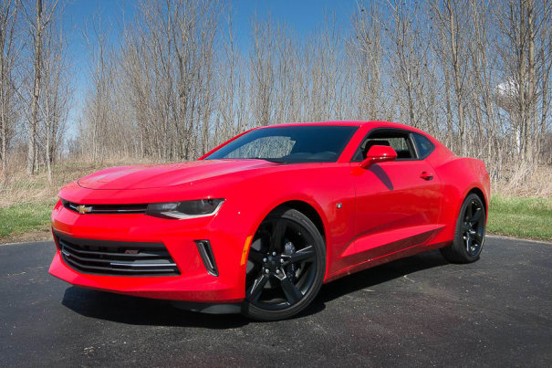 2018 Chevy Camaro LT Lease Special – Carscouts