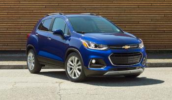 2019 Chevy Trax LS Lease Special