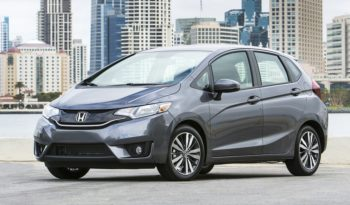 2017 Honda Fit Lease Special