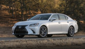 2019 Lexus GS 350 Sedan Lease Special