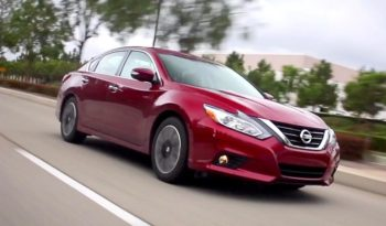 2017 Nissan Altima Lease Special