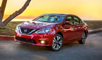 2017 Nissan Sentra S Lease Special