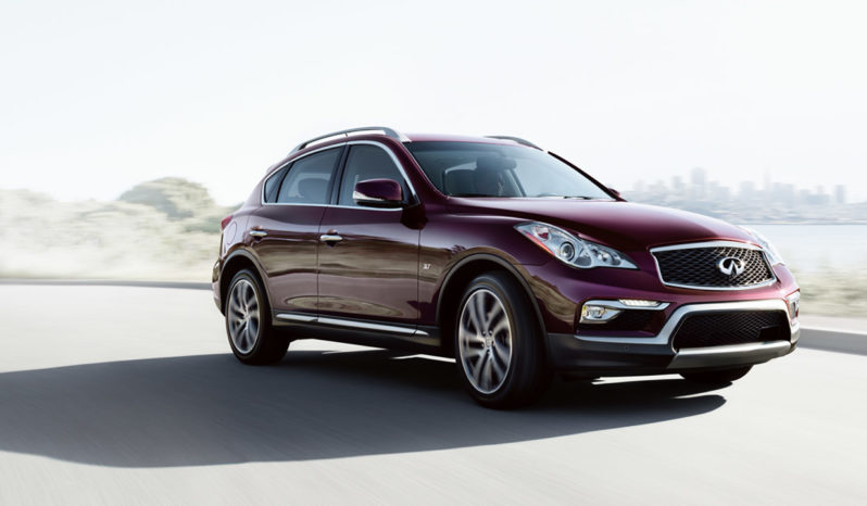2018 Infiniti QX50 Lease Special Carscouts