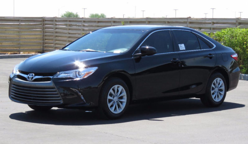 2018 Toyota Camry LE Lease Special – Carscouts