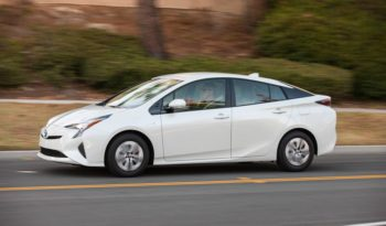 2019 Toyota Prius Lease Special