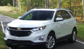 2018 Chevy Equinox Lease Special
