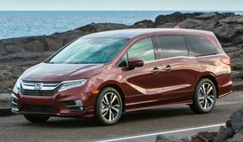 2018 Honda Odyssey LX Lease Special
