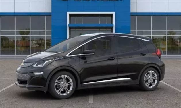 2019 Chevy Bolt EV Lease Special full