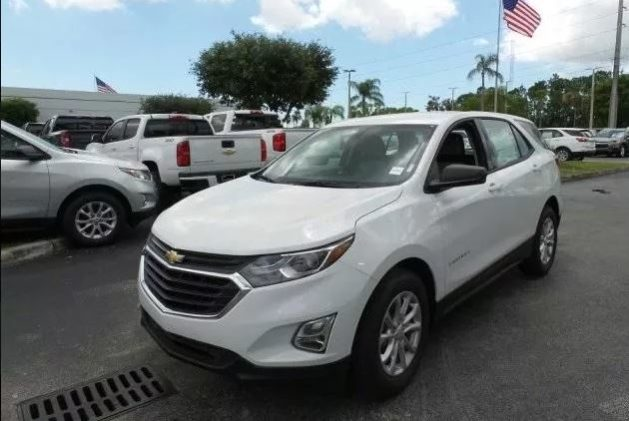2019 Chevy Equinox Lease Special full