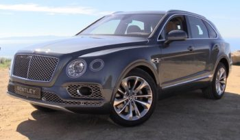 2019 Bentley Bentayga Lease Special