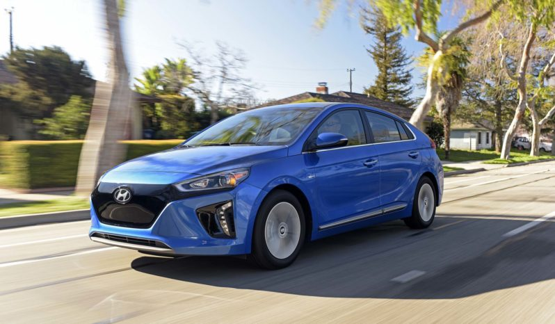 2019 hyundai ionic blue lease special  u2013 carscouts