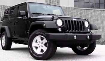 2019 Jeep Wrangler Lease Special