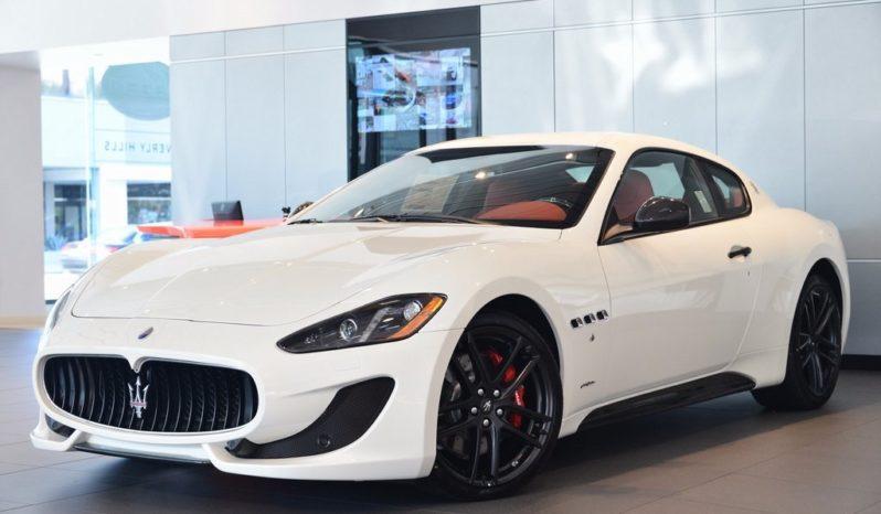 2018 Maserati Gran Turismo Coupe Lease Special