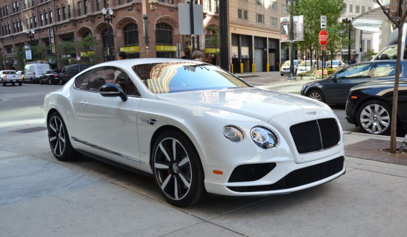 2019 Bentley Continental Gt Lease Special Carscouts