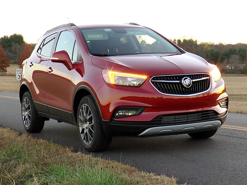2019 Buick Encore Lease Special