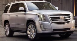 2018 Cadillac Escalade Lease Special
