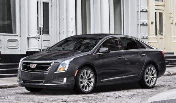 2018 Cadillac XTS Sedan Lease Special