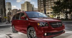 2017 Dodge Grand Caravan Lease Special