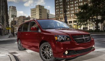2018 Dodge Grand Caravan Lease Special