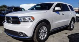 2019 Dodge Durango Lease Special