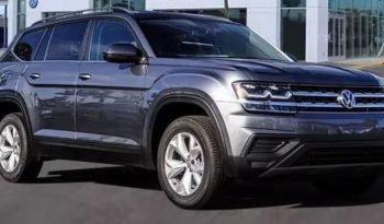2019 Volkswagen Atlas Lease Special