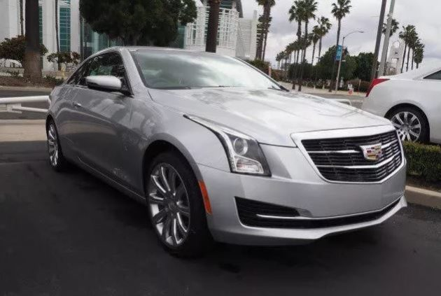 2020 Cadillac ATS Lease Special - Carscouts
