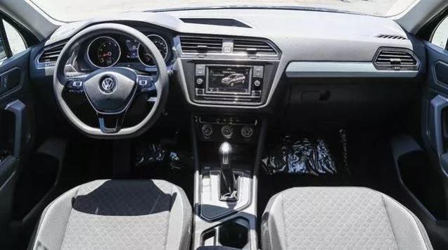 2019 Volkswagen Tiguan Lease Special full