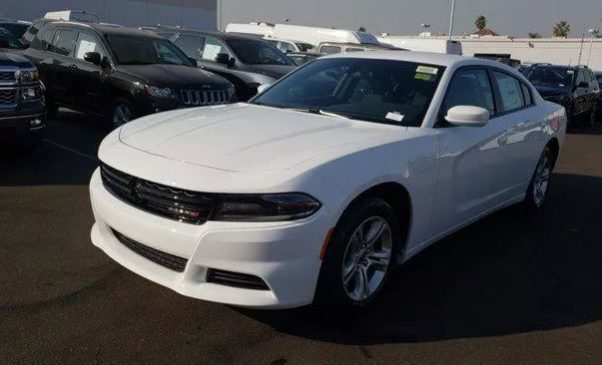 2019 Dodge Charger Lease Special full