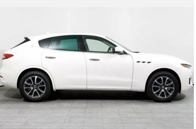 2019 Maserati Levante Lease Special full