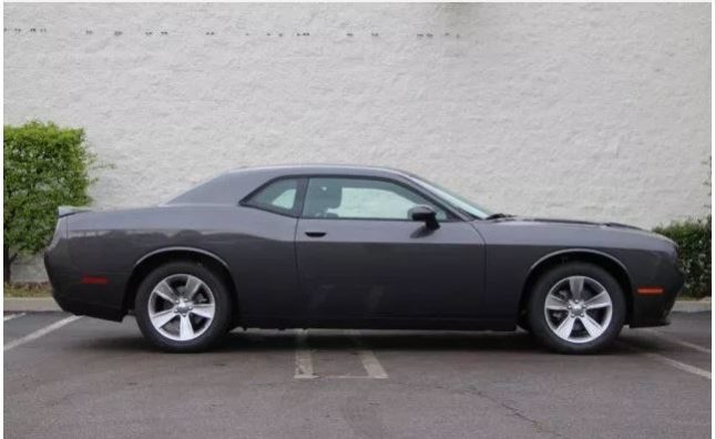 2019 Dodge Challenger Lease Special full