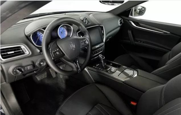 2019 Maserati Ghibli Lease Special full