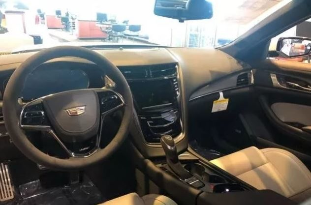 2019 Cadillac CTS-V Sedan Lease Special full
