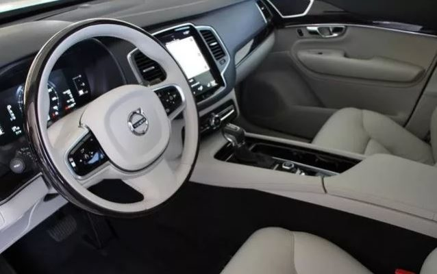 2019 Volvo XC90 Lease Special full