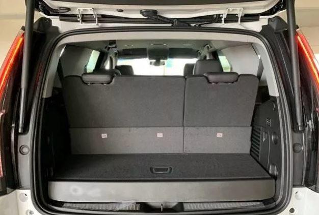 2019 Cadillac Escalade Lease Special full