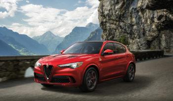 2019 Alfa Romeo Stelvio Lease Special