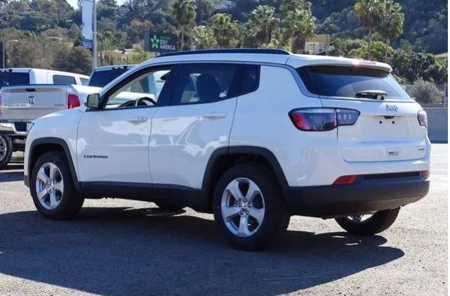 2019 Jeep Compass Latitude Lease Special full
